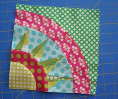 NYB quilt a long--Block 4
