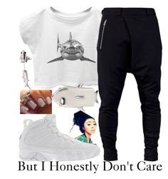 """Don't Care--"" by ja-la ❤ liked on Polyvore featuring UNCONDITIONAL, Meghan Fabulous and STELLA McCARTNEY"