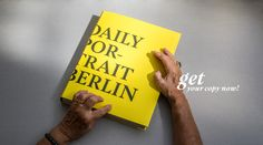 A big photography book of 381 naked Berliners in their homes. The Art Project.