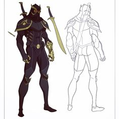 The Lurid Specter, the third and final form of the Specter vigilante, leader of the Knights of Terradon. Character Model Sheet, Character Modeling, Character Creation, Comic Character, Character Concept, Concept Art, Dc Comics Characters, Dc Comics Art, Fantasy Characters