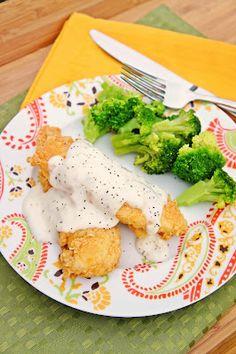 Chicken Fried Chicken Strips