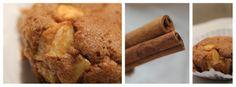 Muffins med Eple og Kanel...