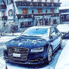 Snowy S8