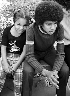 A little family lovin... - Janet Jackson and Michael Jackson