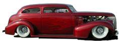 39 Chevrolet sedan
