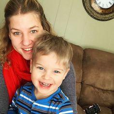 「 This little man taught me how to use a selfie stick today.  #heistwo #babysitting #lovehim #selfiestick #hesaproatselfies #lookatthatsmile… 」
