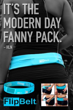 Say goodbye to the Armband! Join the quickly growing community of FlipBelt fans and discover why we're the #1 product in the running category! Fits all phones (including the iPhone 6 Plus), credit cards, keys, gels, medical, mace, lip balm, powerbar, etc... No bounce! Machine wash! Move your phone to any location on your waist for different activities. Use 10% off code: PIN10 until 12/31/2016. Click the image to shop now.