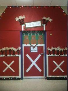 12 best Polar express images on Pinterest | Porta de natal ...