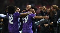 Cuplikan Gol Sevilla vs Real Madrid 3-3 Copa del Rey