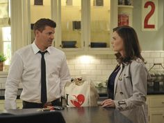 Bones, 7-11: The Family In The Feud | Booth: I just don't understand we just didn't hire that fourth sitter we interviewed. She was like Marry Poppins, Bones. / Brennan: She didn't know the difference between Montessory and Waldorf educational theory.