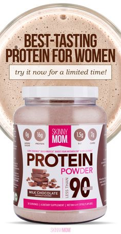 After a workout or for breakfast, protein is the best fuel for your body. Get this low-calorie protein for a healthy body!
