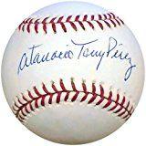#USAshopping #4: Atanasio Tony Perez Autographed Full Name Baseball