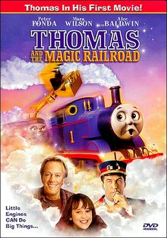 Thomas And The Magic Railroad on DVD from Sony Pictures Home Entertainment. Directed by Britt Allcroft. Staring Peter Fonda, Mara Wilson, Alec Baldwin and Michael E. More Family and Movies DVDs available @ DVD Empire. Streaming Movies, Hd Movies, Movies To Watch, Movies Online, Movies And Tv Shows, Movie Tv, Cult Movies, Thomas And Friends Movies, Thomas The Train Movies