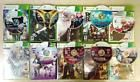 Lot of 10 Xbox 360 Games - Darksiders II Timeshift Final Fantasy & More!USED