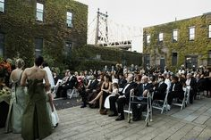 The Foundry - Long Island City - The rental fee ranges from $6,500 to $13,800 for ceremony and reception and includes 12 hours of rental time for set up, event and breakdown. The fee for a ceremony ranges from $1,000 to $1,500 depending on what space is used. A $500 refundable security deposit is required. The average wedding cost at The Foundry is estimated at between $17,907 and $32,533 for a ceremony & reception for 100 guests.