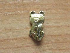 Medal USSR Olympics, Olympic Bear, Moscow 12