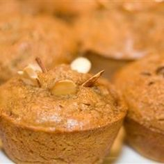 Light Banana Muffins @ http://allrecipes.com.au
