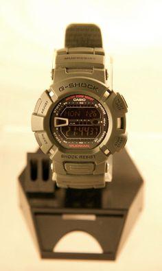 Casio G-Shock Mudman G9000 Hunter/Military Green Wrist Watch