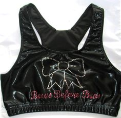 a13bc23a5a Sports Bras And Cheer Bows Cheer Sports Bras