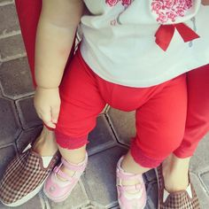 #Red #mommybaby #ternopants