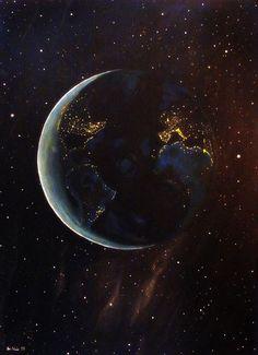 Noche terrestre