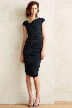 Apogeo Column Dress - anthropologie.com