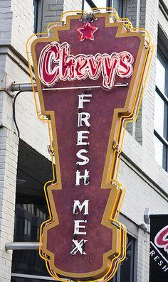 Chevys Fresh Mex by Thomas Hawk
