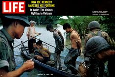 America in Vietnam, 1963: Deeper Into War | LIFE.com by Larry Borrows who died there at age 44. In Mekong Delta Vietnam solders take communist prisoners to HQ.
