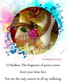 Radha Krishna Quotes, Radha Krishna Love, Lord Krishna, Lord Shiva, Krishna Leela, Jai Shree Krishna, Hare Rama Hare Krishna, Bunny Quotes, Om Namah Shivay