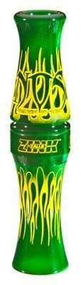 Zink Calls Nightmare on Stage Goose Call - Green Envy