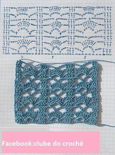 Watch This Video Beauteous Finished Make Crochet Look Like Knitting (the Waistcoat Stitch) Ideas. Amazing Make Crochet Look Like Knitting (the Waistcoat Stitch) Ideas. Crochet Edging Tutorial, Crochet Edging Patterns, Crochet Motifs, Crochet Diagram, Tunisian Crochet, Crochet Chart, Easy Crochet, Crochet Baby, Stitch Patterns