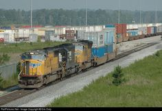 RailPictures.Net Photo: UP 4556 Union Pacific EMD SD70M at Austell, Georgia by Eric Daly
