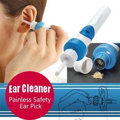 I-ohren schmerzloser drahtloser elektrischer Ohr-Auswahl-Wachs-Vakuumentferner mit Kleinkasten