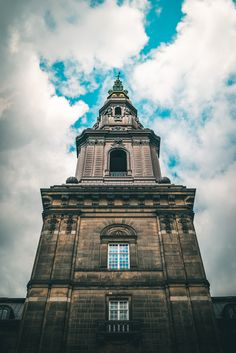 Christiansborg Palace, København, Denmark, architectural photography of gray cathedral, Countries Around The World, Around The Worlds, Business Visa, Modern Architecture, Cathedral Architecture, Tour Operator, Hd Photos, Denmark, Big Ben