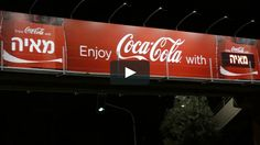 Using geo-fence technology, whenever a consumer approached the billboard, they…