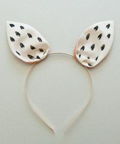 shopminikin - Lucille Lapin Hairband, $36.00 (http://www.shopminikin.com/lucille-lapin-hairband/)