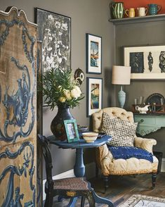 English Interior, Country House Hotels, Annie Sloan, Cosmopolitan, Guest Room, Townhouse, September, Cottage, Vibrant
