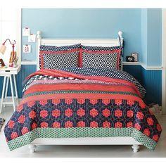 Xhilaration™ Banded Comforter Set