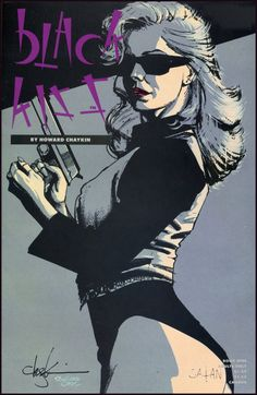 Howard Chaykin's Black Kiss: Pretty heady stuff when it came out.