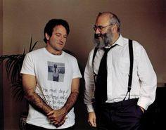 The Awakanings Robin Williams & Oliver Sacks