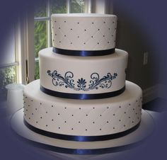 Google Image Result for http://www.jacquiscakes.com/photos/Weddings-amp-Anniversarys/Angela%27s%20Blue%20Elegant%20Wedding%20Cake.jpg