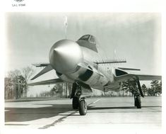 The Fighter Writer: Ron Easley's Aviation Blog: Supersonic Propeller Research: The XF-88B Voodoo