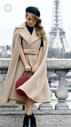 43 Fashion Trends To Rock Your Winter Style / Dress Casually / casual outfits for women Winter Fashion Outfits, Modest Fashion, Look Fashion, Autumn Fashion, Womens Fashion, Fashion Trends, Outfit Winter, Iranian Women Fashion, French Fashion