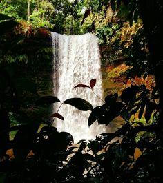 Cachoeira do Evilson, Distrito de Taquaruçu em Palmas, Tocantins.