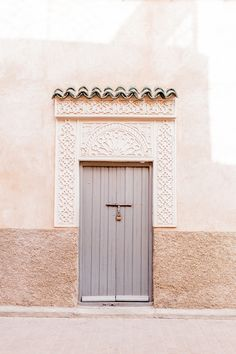 Tousend and one Night Marrakech Medina Door Art Print by RoostFineArt. Marrakech, Islamic Architecture, Architecture Details, Moroccan Style, Wall Collage, Beautiful Places, Photo Wall, Around The Worlds, Exterior