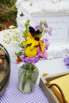Vintage Winnie The Pooh Birthday Party - Kara's Party Ideas - The Place for All Things Party