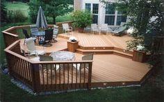 Deck Maintenance. Small Backyard DecksBackyard DesignsSmall ...
