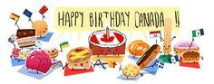 2017年 カナダ建国記念日