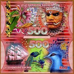 UNC /> Boy 100 Gulden 2016 Polymer Indonesia Netherlands East Indies