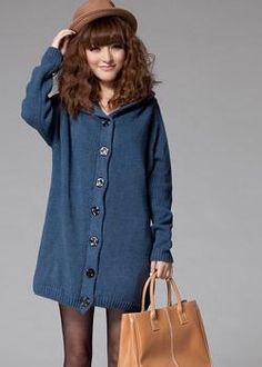 leisure pure color sweater | wholesaleitonline.com